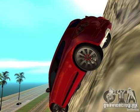 VW Scirocco III Custom Edition для GTA San Andreas вид сзади