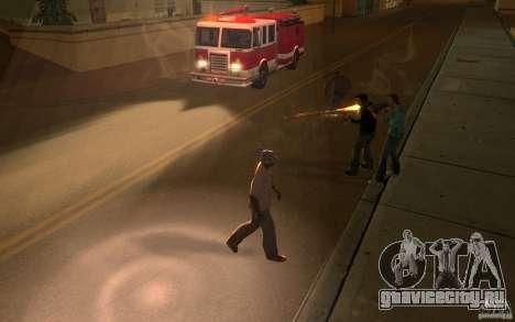 Бригада VERSION 2.0 для GTA San Andreas четвёртый скриншот
