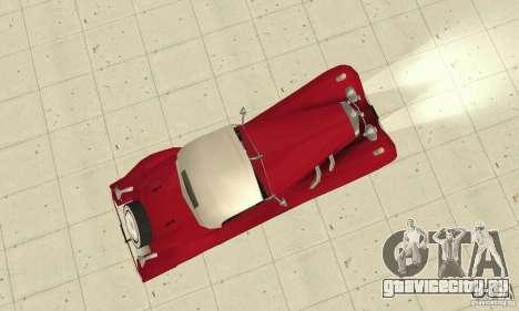 Mercedes-Benz 500K для GTA San Andreas