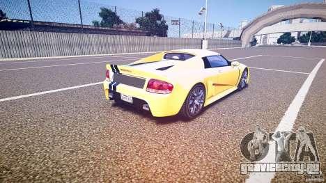 Rossion Q1 2010 v1.0 для GTA 4 вид сверху