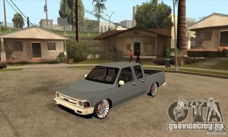 Toyota Hilux 1990 для GTA San Andreas