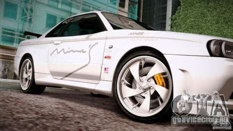 FM3 Wheels Pack для GTA San Andreas седьмой скриншот