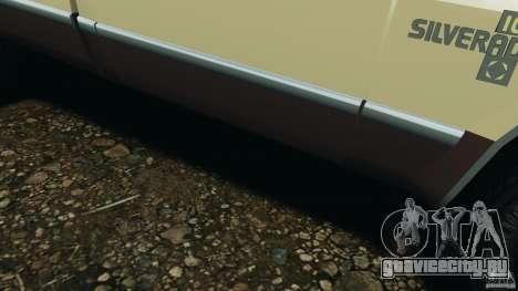 Chevrolet Silverado 1986 для GTA 4