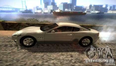 Graphic settings для GTA San Andreas пятый скриншот