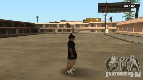 Skin Pack Ballas для GTA San Andreas одинадцатый скриншот