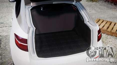 BMW X6M v1.0 для GTA 4 вид сзади