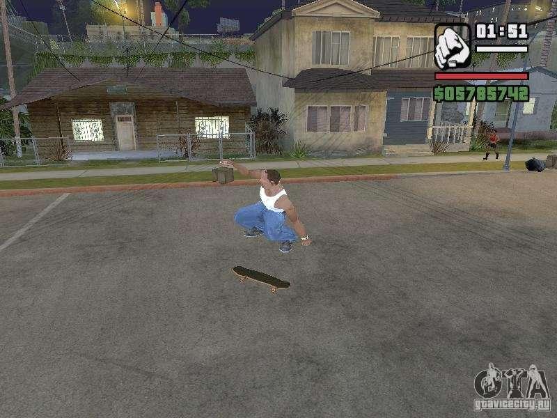 скачать мод на гта 5 на скейтборд - фото 10