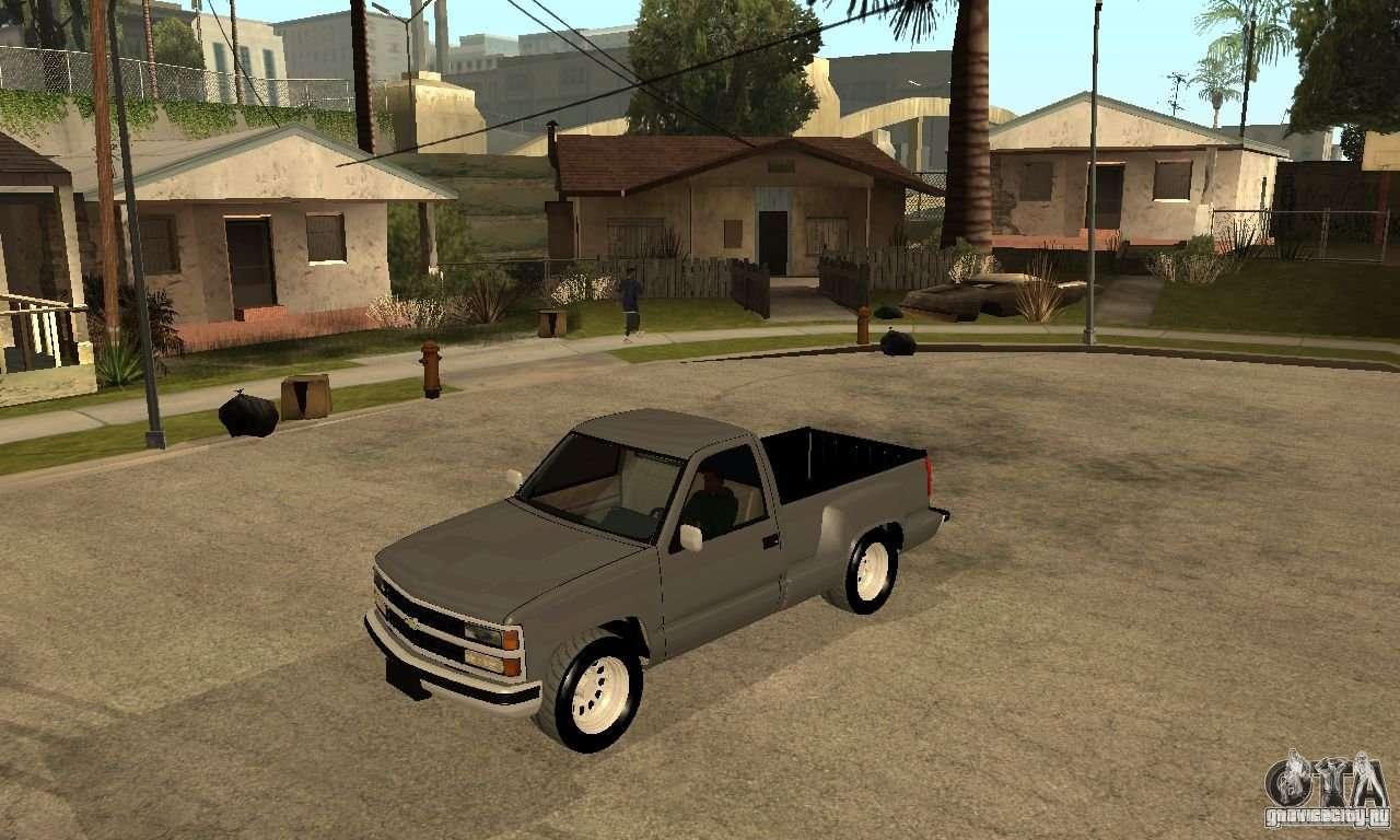 Chevrolet Silverado 1500 Dlya Gta San Andreas