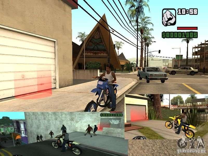 скачать для Gta San Andreas моды для Cleo - фото 5