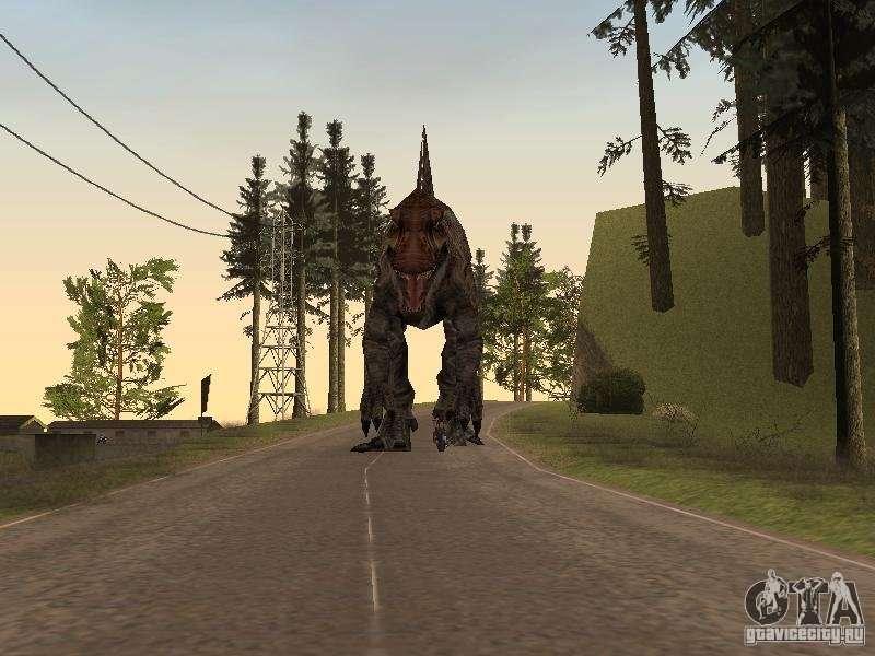 гта динозавры скачать торрент - фото 7