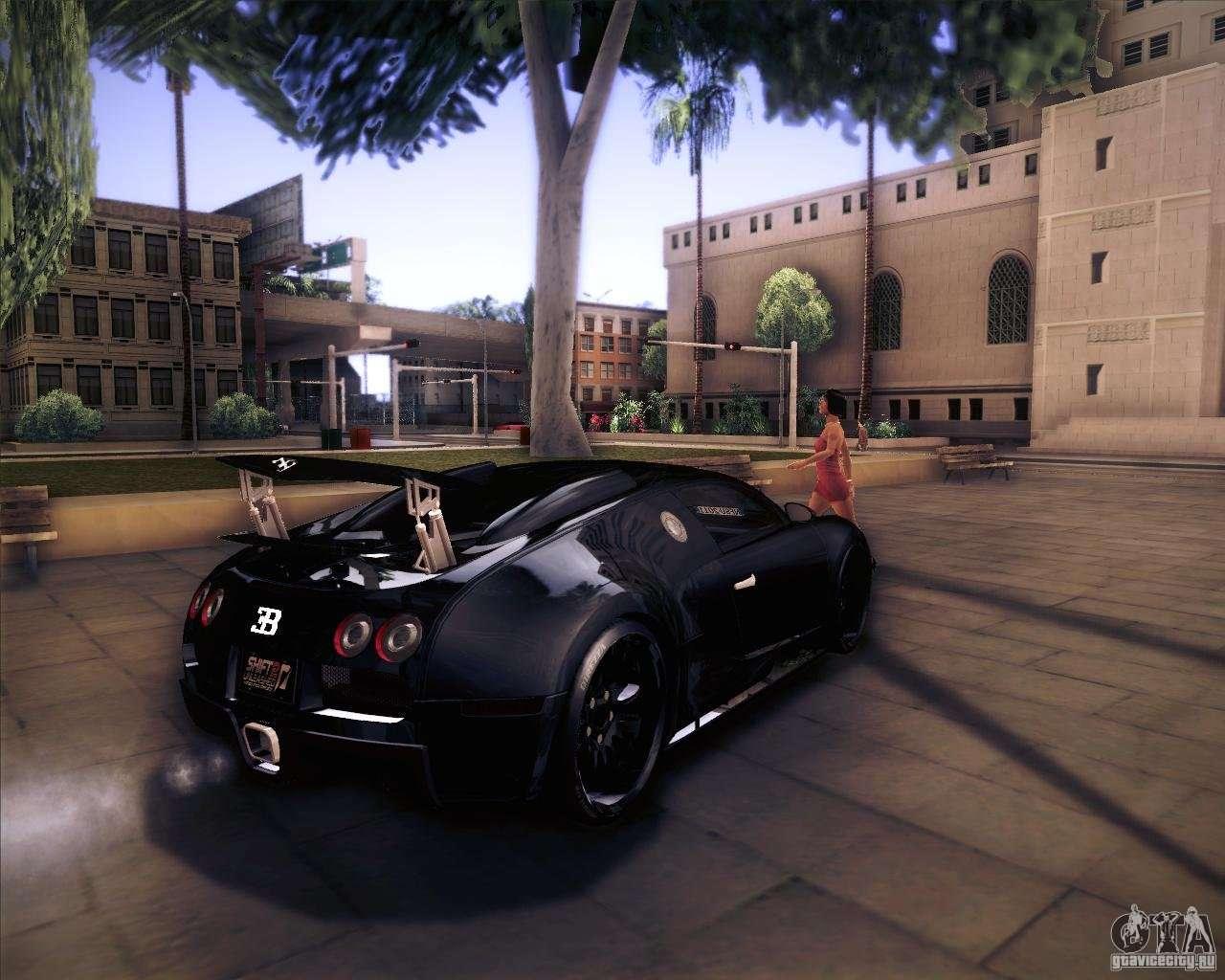 bugatti veyron super sport gta san andreas. Black Bedroom Furniture Sets. Home Design Ideas