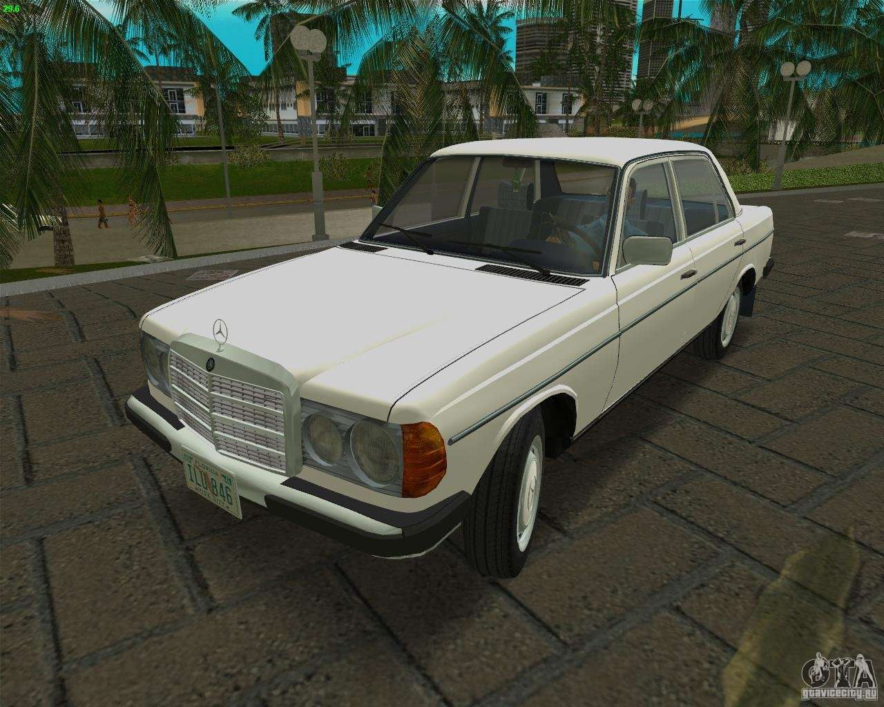 Mercedes benz 230 1976 gta vice city for Mercedes benz league city