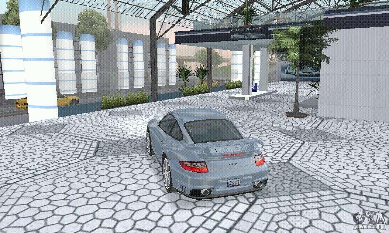 porsche 911 997 gt2 gta san andreas. Black Bedroom Furniture Sets. Home Design Ideas