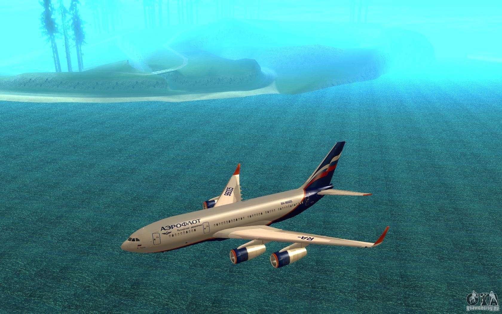 Картинки самолетов в гта сан андреас