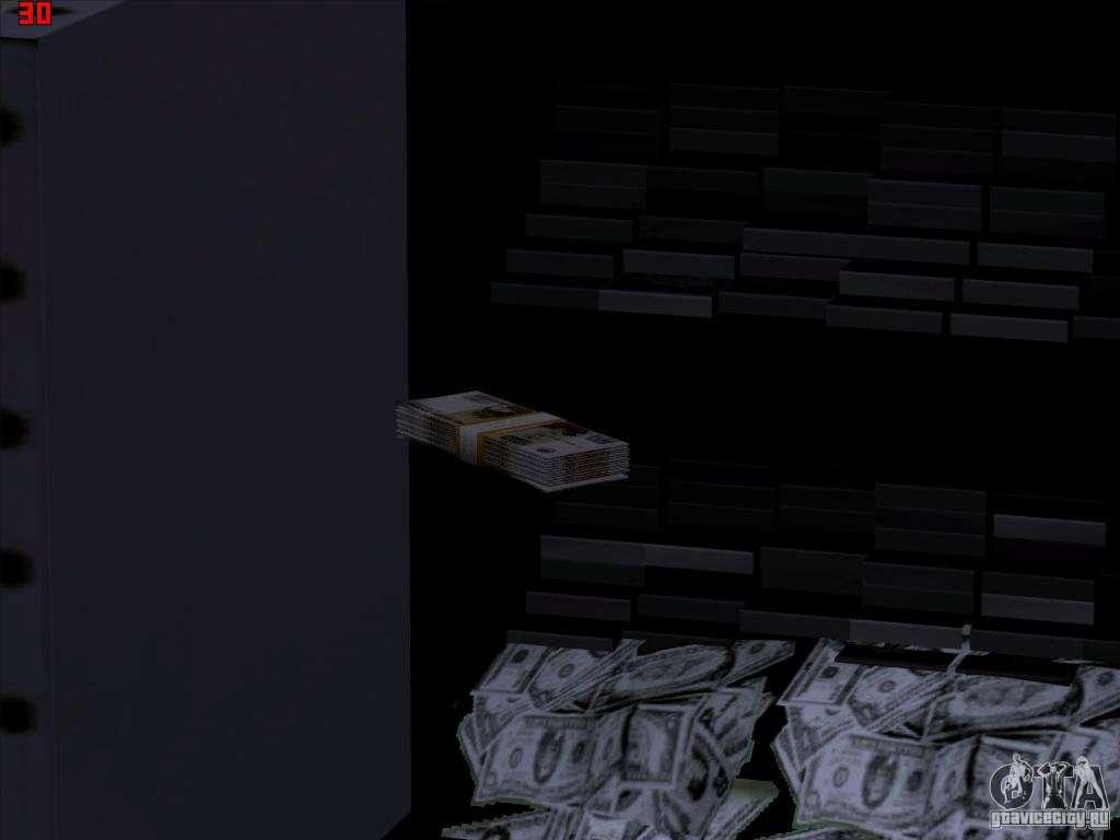 скачать мод на ограбление банка для гта сан андреас