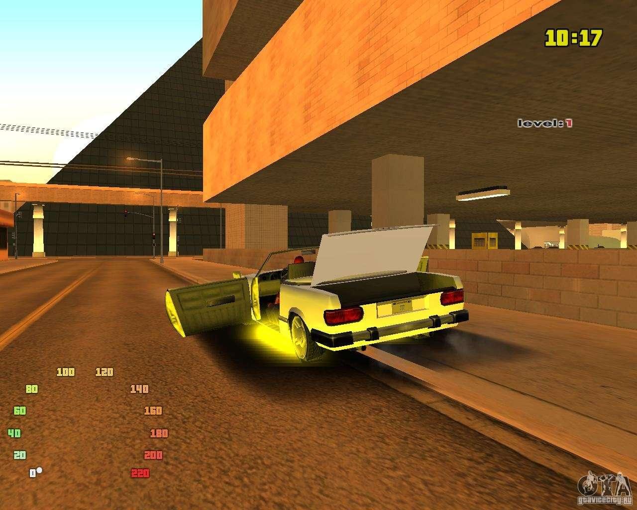 Extreme Car Mod Sa Mp Version Dlya Gta San Andreas