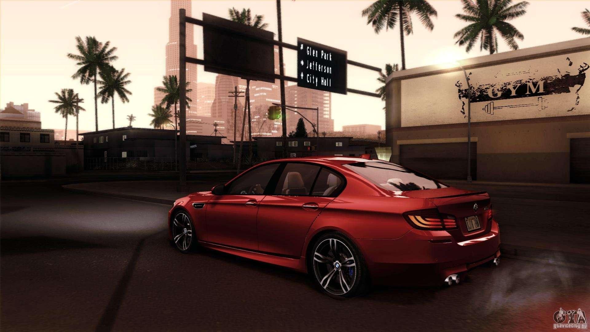 Моды для GTA San Andreas Машины