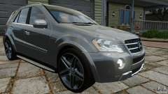 Mercedes-Benz ML63 AMG для GTA 4