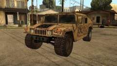 War Hummer H1 для GTA San Andreas