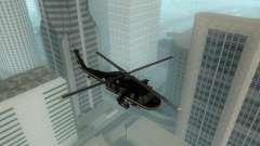 Enterable Annihilator из GTA 4 для GTA San Andreas