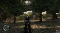 Gears Of War Grunt v1.0 для GTA 4