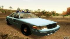 Ford Crown Victoria Maine Police для GTA San Andreas