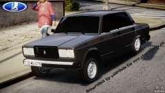 ВАЗ-2107 Avtosh style