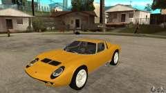 Lamborghini Miura 1966