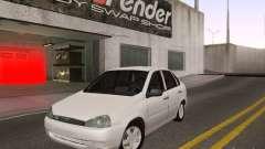 Лада Калина седан для GTA San Andreas