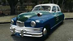 Packard Eight Police 1948 для GTA 4