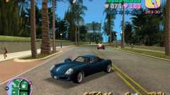 Porshe из GTA 3 для GTA Vice City