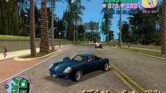 Porshe из GTA 3