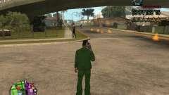 Asssassin Creed Style для GTA San Andreas