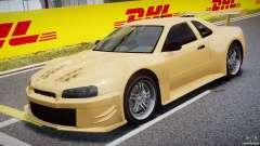 Nissan Skyline R34 v1.0 для GTA 4