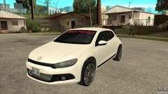 Volkswagen Scirocco 2009 для GTA San Andreas