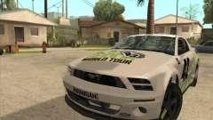 Ford Mustang Ken Block для GTA San Andreas