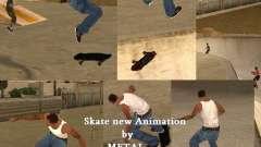 Skate для GTA SA для GTA San Andreas