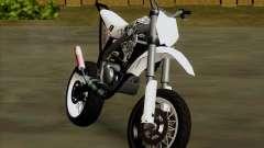 Honda 50 Tuned Stunt для GTA San Andreas