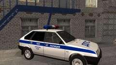 ВАЗ 2109 ДПС для GTA San Andreas