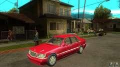 Mercedes-Benz S600 1999