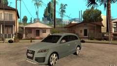 Audi Q7 V12 TDI 2011