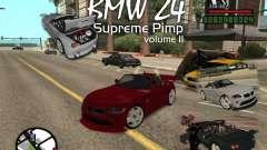 BMW Z4 Supreme Pimp TUNING volume II для GTA San Andreas