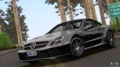 Mercedes-Benz SL65 AMG Black Series для GTA San Andreas