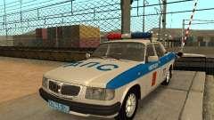 ГАЗ 3110 Милиция
