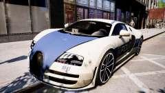 Bugatti Veryon SS COP для GTA 4