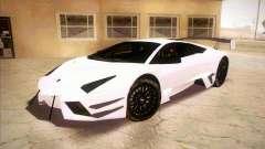 Lamborghini Reventon GT-R