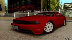 Ford Mustang 2010 для GTA San Andreas