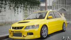 Mitsubishi Lancer Evolution IX MR 2006 для GTA 4