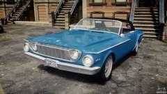 Dodge Dart 440 1962 для GTA 4