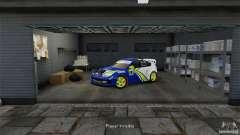 Subaru Impreza WRX STI Rallycross BFGoodric